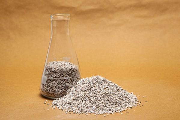 Перліт СПК М-150 (спучений пісок крупний) фракція від 1,5 до 3 мм